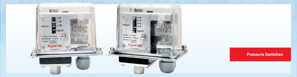 Pressure Switchs : Utility Pressure Gauge,Pointer on